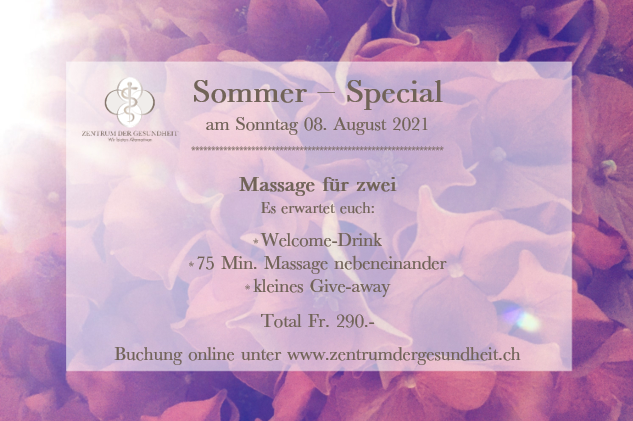 Sommer – Special